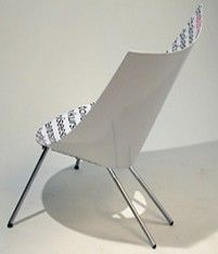 Foderable chair